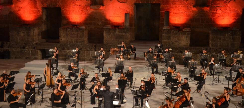 Aspendos Opera ve Bale Festivali başladı