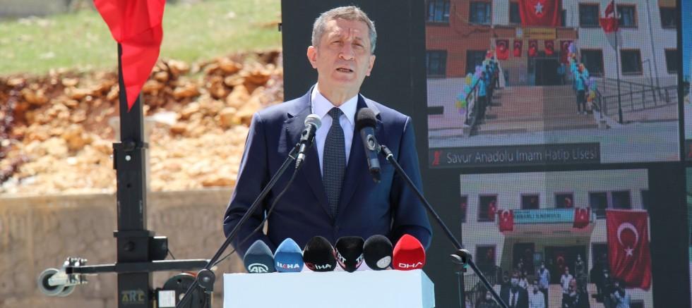 Bakan Selçuk, Mardin'de Prof. Dr. Aziz Sancar Bilim ve Sanat Merkezini açtı