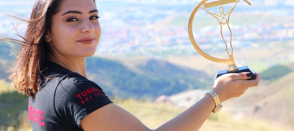 Dağların kızı Sıla'ya, 'fair play' ödülü