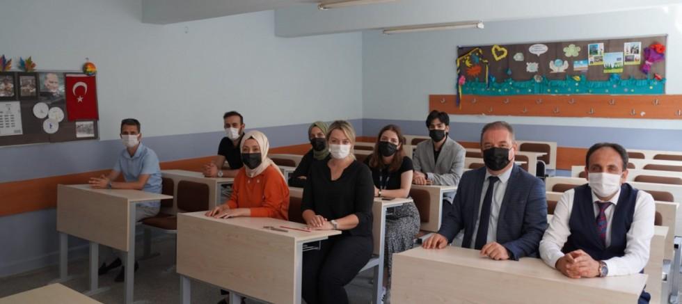 Özel öğrencilere yeni sınıf !