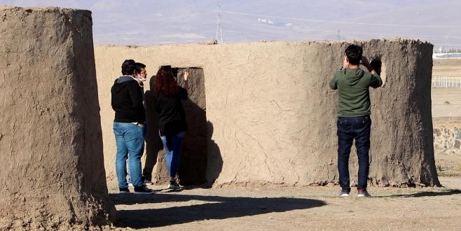 Erzurum'da 'arkeopark' kuruluyor