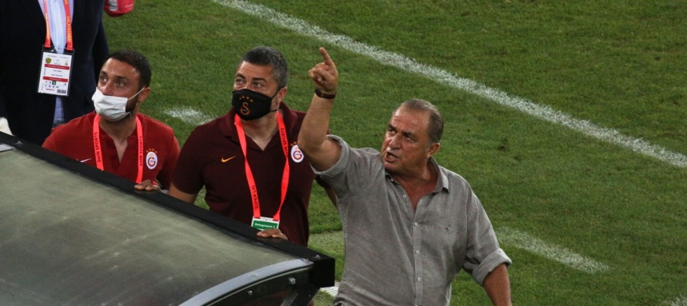Galatasaray maçı sonrası gerginlik