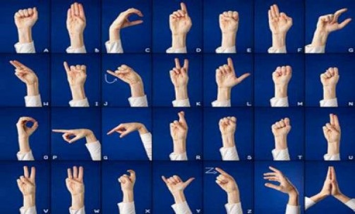 İşaret dili sözlüğüne yoğun ilgi