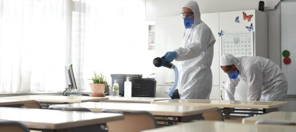 MEB'ten virüs temizliği