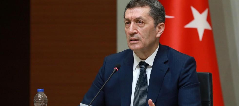 Milli Eğitim Bakanı Ziya Selçuk: