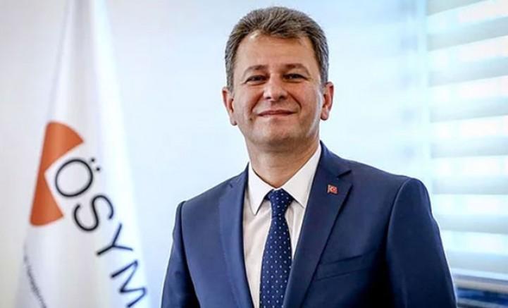 ÖSYM Başkanı Aygün'den Covid-19 açıklaması