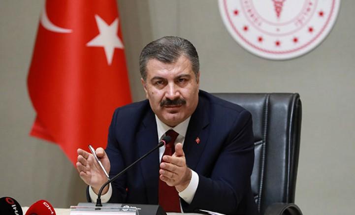 Sağlık Bakanı Koca, yüz yüze eğitime geçişi değerlendirdi