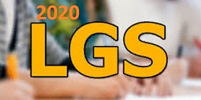 2020 LGS için ek kapasite