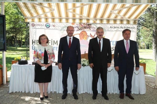 'Tercihim Eskişehir' platformu kuruldu