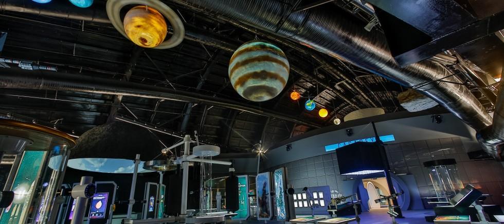 Uzay havacılık ve eğitim merkezi açılıyor