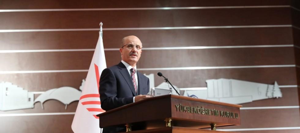 YÖK Başkanı Özvar: 'Örgün eğitim başlayacaktır'